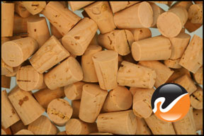 Size 0 Cork Stoppers, XXXX Grade