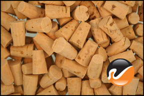 Size 00 Cork Stoppers, XXXX Grade