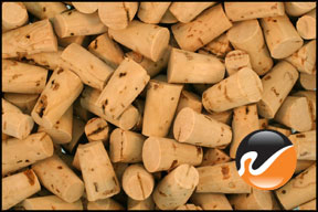 Size 00 Cork Stoppers - Standard