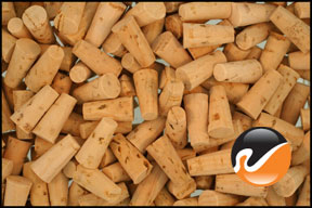 Size 000 Cork Stoppers, XXXX Grade
