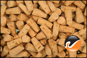 Size 000 Cork Stoppers - Standard