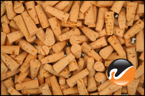 Size 0000 Cork Stoppers, XXXX Grade