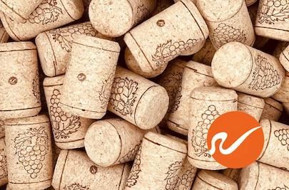 Agglomerated Wine Corks, Short