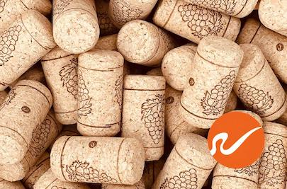 Agglomerated Wine Corks, Regular