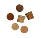 1/4 inch Face Grain Wood Plugs