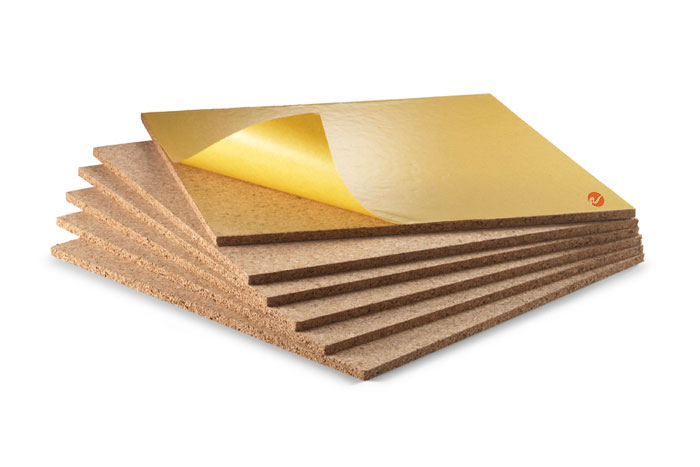1/4 inch Self Adhesive Cork Tiles (6/pack)