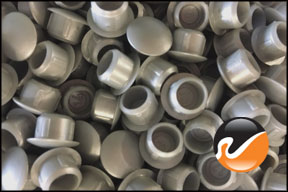 10mm Aluminum Grey Hole Plugs