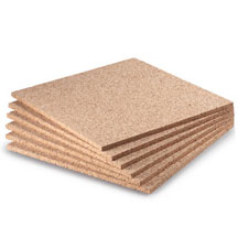 12 inch Cork Squares