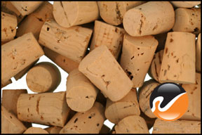 Size 2 Cork Stoppers - Standard