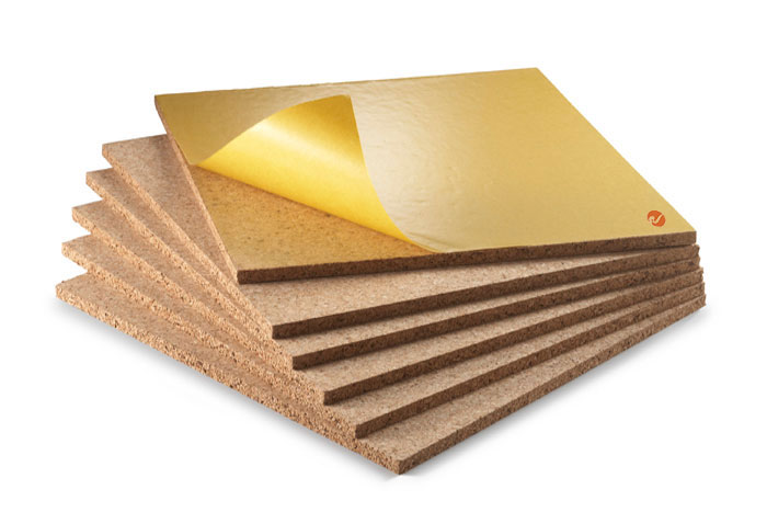 3/8 inch Self Adhesive Cork Tiles (6/pack)