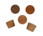 5/16 inch Face Grain Wood Plugs