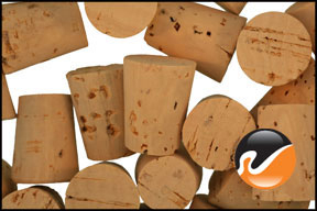 Size 5 Cork Stoppers, XXXX Grade