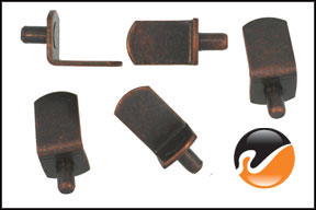 5mm Antique Bronze