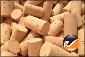 Used Wine Corks, Unprinted Like New