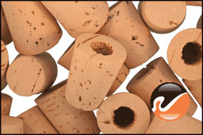 Size #7 Cork Stoppers + 3/8