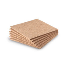 9 inch Cork Squares