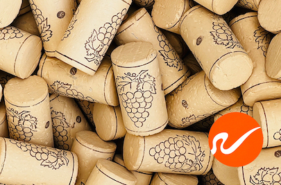 Colmated Wine Corks, A Grade