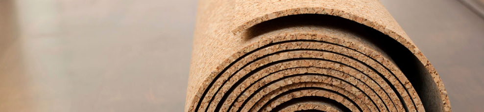 Cork Rolls Manufactured From Dense, Quality Cork!