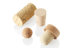 Wine Bottle Corks and Cork Stoppers