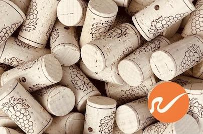 Flor Quality Natural Wine Corks