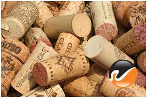 Used Wine Corks, Grade B