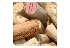 Used Wine Bottle Corks