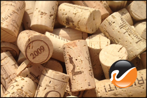 Used Wine Corks, Never Bottled