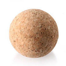 Cork Balls, Agglomerated