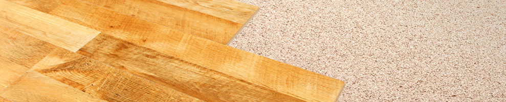 Cork Underlayment for a quieter space!