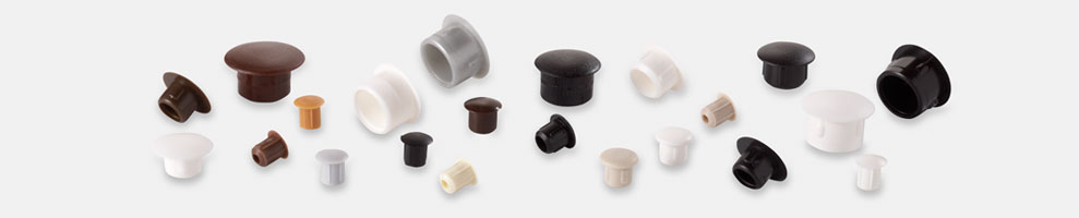 "Hole Plugs in popular colors to plug holes up to 1/2"" diameter."