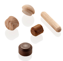 Wood Plugs and Dowels